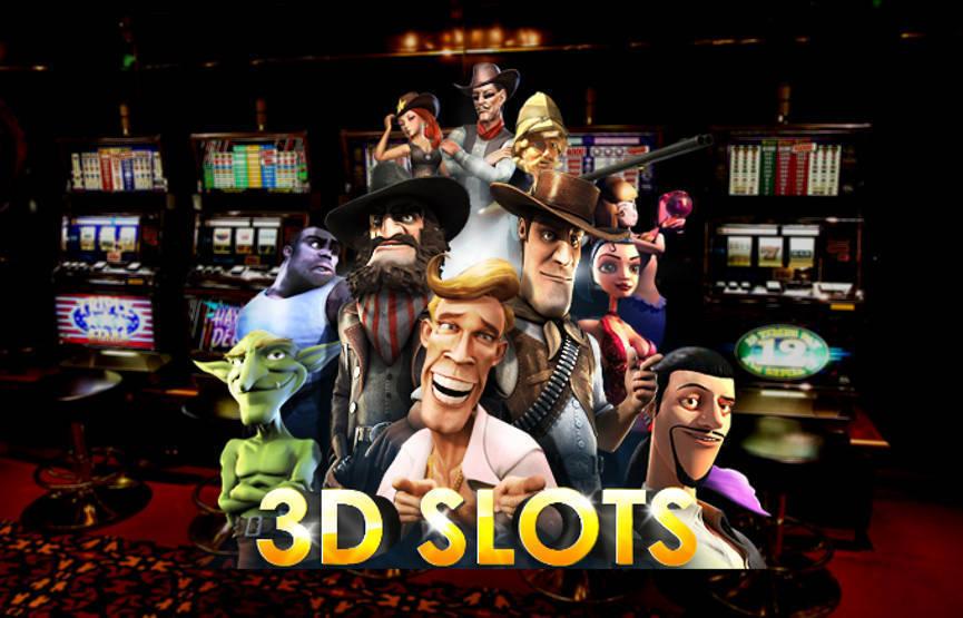 Slots En 3d Gratis